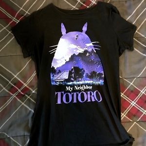 My Neighbor Totoro Anime Shirt